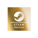 Clave Premium Aleatoria Steam - Random Premium Steam Key