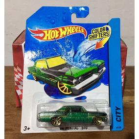 Hot Wheels - 64 Pontiac Gto - Cambia De Color Con Agua