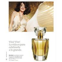 Perfume Viva Vive Lbel Esika Cyzone Belcorp Mujer Oferta