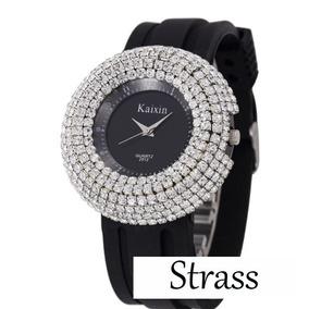 217056ab5de Pedra Stras - Relógios no Mercado Livre Brasil