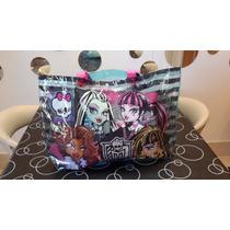 Bolsos Playeros Monster High Violetta Barbie