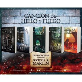 Saga Juego De Tronos (5 Libros) - Cancion De Hielo Y Fuego