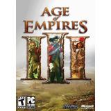 Age Of Empires 3 Edicion Completa- Pc Digital