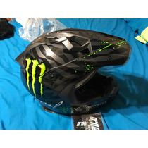 Casco Oneal Monster Energy