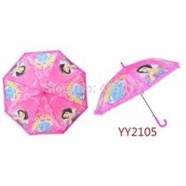 Paraguas O Sombrillas Para Niñas O Niños Con Pito
