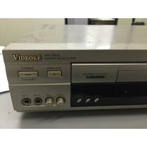 Videokê Raf Vmp-9000 (com Ruído No Áudio Da Música)