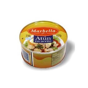 Atún En Aceite X 170 Gr. Marbella ® / Ecuador La Banda Bahia