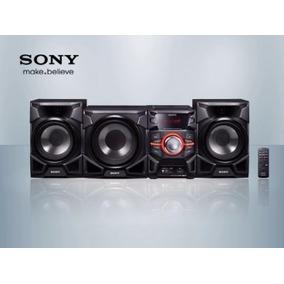 Equipo Sonido Sony Mhc-ex99 Minicomponente Nuevo Garantía