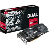Tarjeta De Video Asus Rx 580 8gb Ddr5 256bit Stock