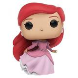 Funko Pop! Disney: La Sirenita - Ariel Figura Vestido De Vin