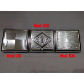 Cigarreras Metálicas 5 Modelos Diferentes 2x1