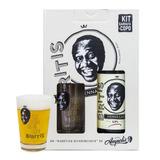 Kit Presente Cerveja Birits Com Caldereta