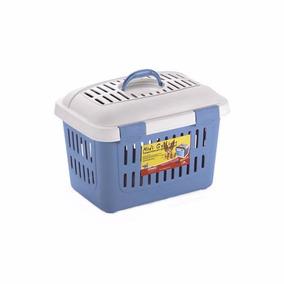 Caixa De Transporte Para Cães E Gatos Midi Gulliver