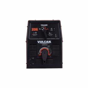 Soldadora Comander Vulcan Entrada 225a Ac / 150a Dc, 230 Vol