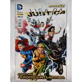 Liga Da Justiça Nº 14 Os Novos 52 Panini