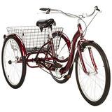 Single Speed ??26 Schwinn Meridian - Triciclo Para Adul...
