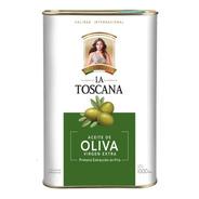 Aceite De Oliva Virgen Extra La Toscana Lata 1 Lt