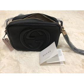 Bolsa Gucci Primeira Linha - Bolsa Gucci Femininas Preto no Mercado ... d0a07d94f5