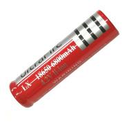 Bateria 18650 Recargable Litio Lampara Bocina Ventilador
