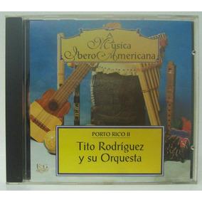 Cd Música Ibero Americana - Tito Rodríguez Y Su Orq.609