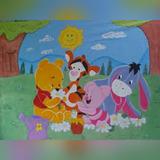 Painéis Infantis Para Festas - Foto Não Oficial