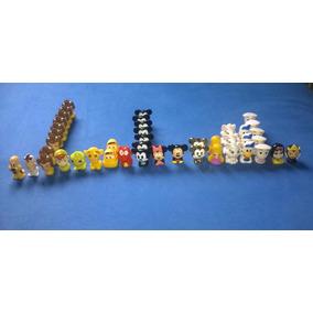 Disney Gogos Lote Com 40 Unidades (com Figurinhas)