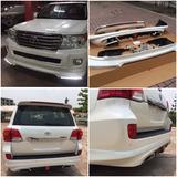 Toyota Sahara L200 Land Cruiser Body Kit 2015 Led Drl