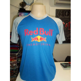 Kit 07 Camisetas Red Bull