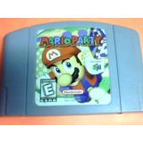 Mario Party - N64 - Original - Ntsc - 1-4 Players - Ale