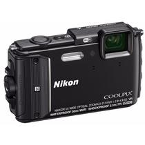 Camera Nikon Aw130 A Prova D