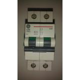 Interruptor Automatico 2p 50 Amp. Termomagnetico Riel. G. E.