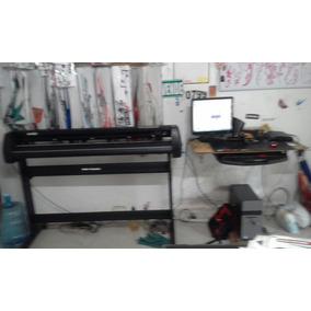 Ploter De Corte + Computador +secador