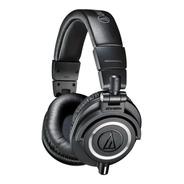 Auriculares Audio Technica  Ath-m50x Black Monitor Estudio
