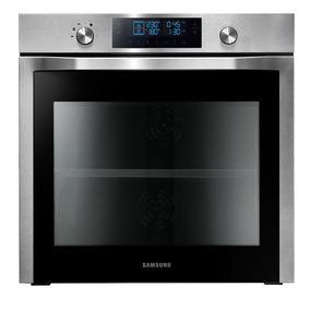 Horno Samsung Eléctrico 75 Lts Nv75k5541rs Dual Cook Led Fac