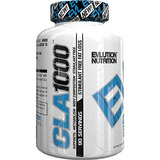Evlution Nutrition - Cla 1000 Ácido Linoleico Conjugado, 90