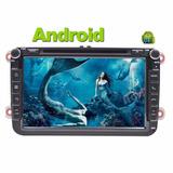 Radio Dvd Gps Tactil 8 Android Lollipop 5.1 - Vw Seat Skoda