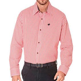 Camisa Caballero Naranja Dmi Algodón Udt 43608