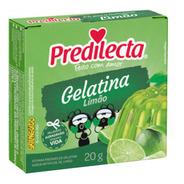 Gelatina Em Pó Limão 20g Predilecta