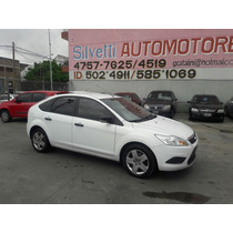 Ford Focus Ii Trend 5p 2011 Blanco