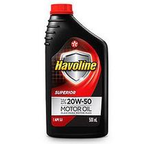 Óleo Motor Havoline Superior Mineral 20w50 Api Sj
