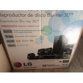Blu Ray 3d Dvd Home Theater Lg