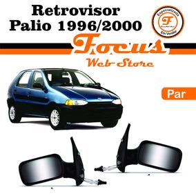Par Retrovisor Palio 96 97 98 99 2000 4 Portas C/ Controle