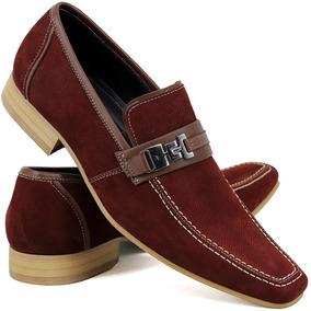 f33d35ce7 Marcos Sabino Sapatos - Sapatos para Masculino Bordô no Mercado ...