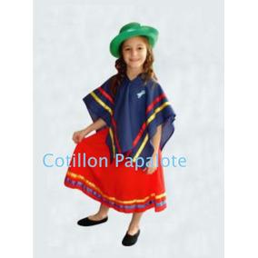 Disfraz Coya Nena Coya Fiesta Patria Acto Escolar Vendedor
