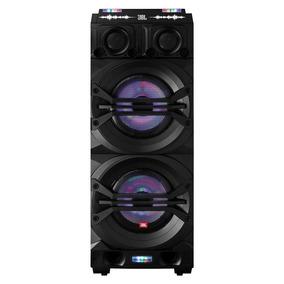 Caixa Amplificada Jbl Dj Xpert J2515 Mixagem Microfone 400w