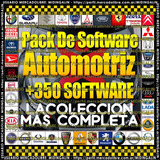 Pack De Software Automotriz + De 350 Programas Completisimo