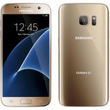 Samsung Galaxy S7 32 Gb+ Cargador Rapido Samsung Dorado