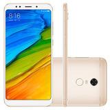 Smartphone Xiaomi Redmi 5 Plus Global 4gb Ram 64gb Memória