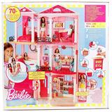 Casa De Los Sueños De Barbie Mattel Ffy84