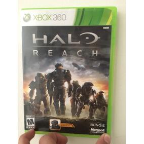 Halo Reach Video Juego Xbox One/xbox 360 Retrocompatible